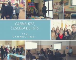 CARMELITES L'ESCOLA DE TOTS