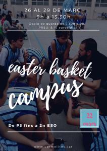Campus Easter per xarxes