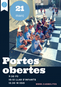 PORTES OBERTES