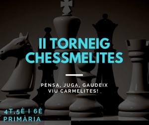 2n Torneig Chessmelites